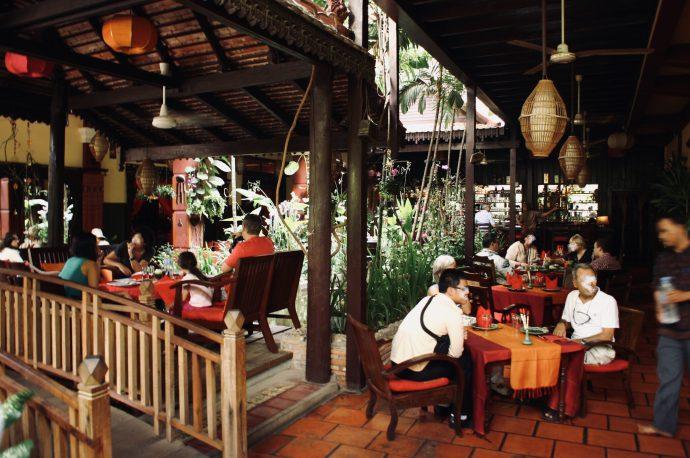 【旅の記録】クメール料理 @プノンペン カンボジア