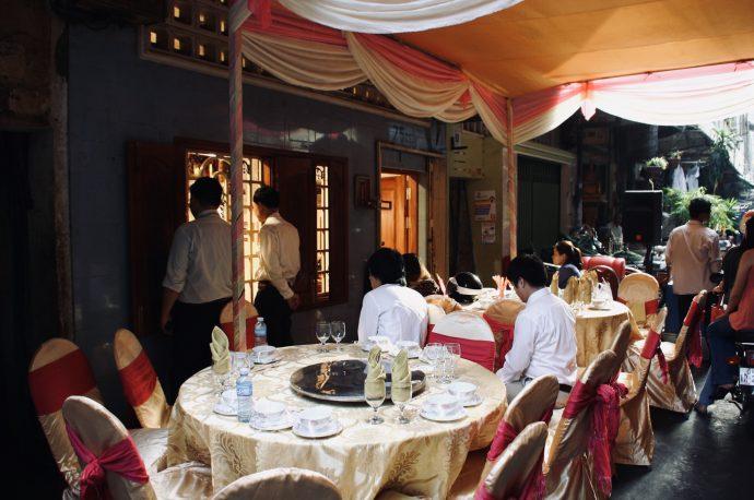 【旅の記録】前夜祭その2 @プノンペン カンボジア