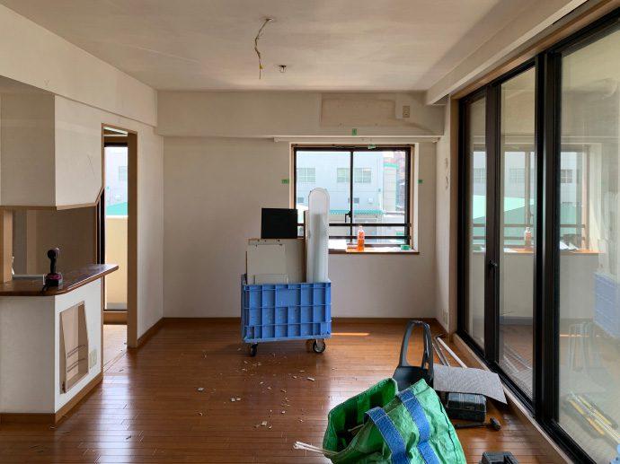 【名古屋市西区IT様邸】名古屋市西区でマンションリノベーション スタート!