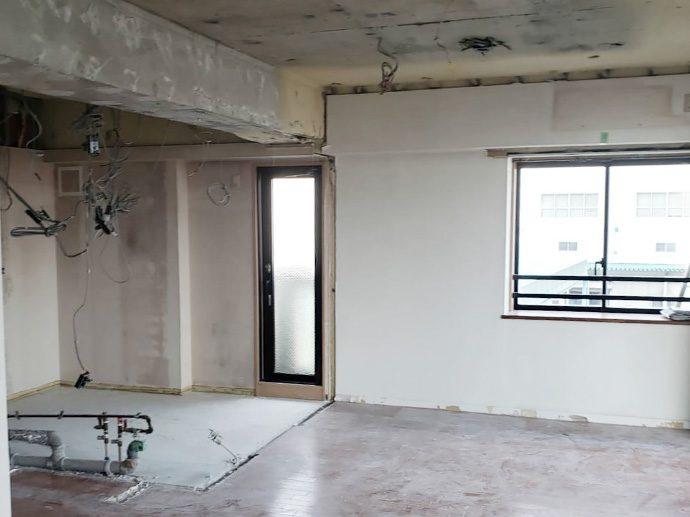 【名古屋市西区IT様邸】解体完了