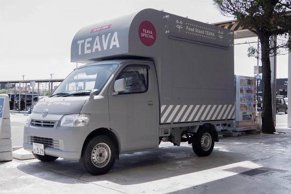 TEAVA キッチンカー