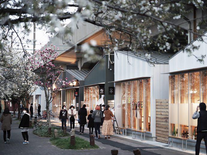 【SAKUMACHI商店街】SAKUMACHI商店街II期エリア3/27オープンです