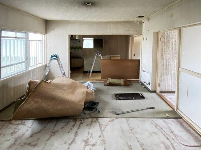 【名古屋市東区Y様邸】着工・解体工事
