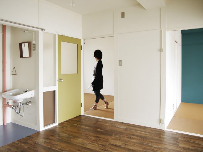 【8LOG】リノベーション賃貸に空室が出ます