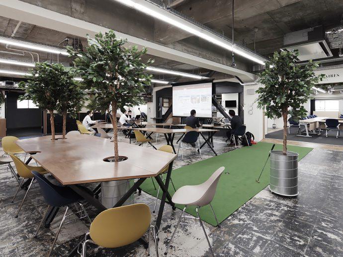 【8LOG】事例掲載:感染症対策を取り入れたオフィスデザイン