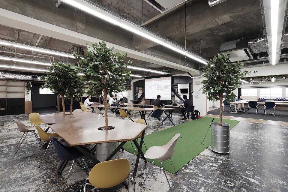 大冷工業株式会社|感染症対策を取り入れたオフィスデザイン