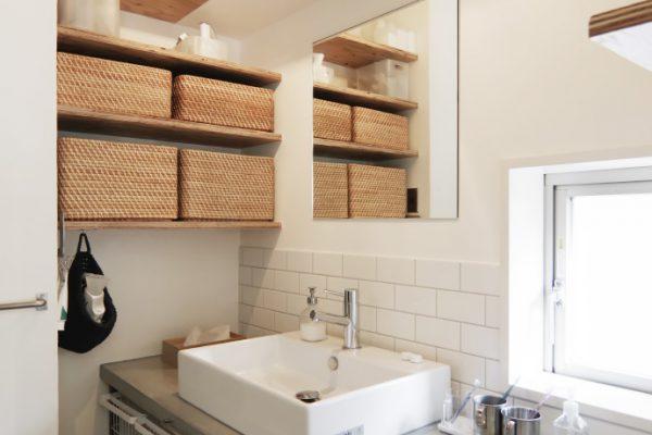 所沢でリノベーション 以外に気づかない洗面のアイディア
