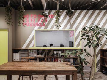 事例掲載:エイトデザイン東京オフィス