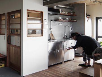 インテリアのコラム最新記事「キッチンのゴミ箱」公開しました