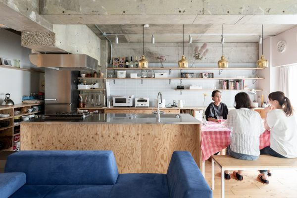 WORKS 138「ととのえる」名古屋市東区・マンションリノベーション