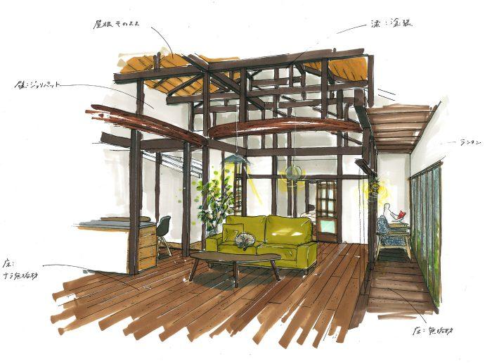 【岐阜県七宗町F様邸一戸建てリノベーション】日本家屋のリノベーション